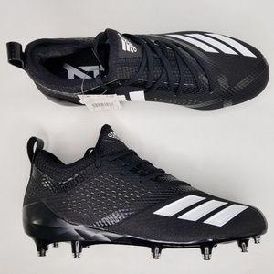 adidas adizero 5-Star 7.0 Football Cleats 8 Black